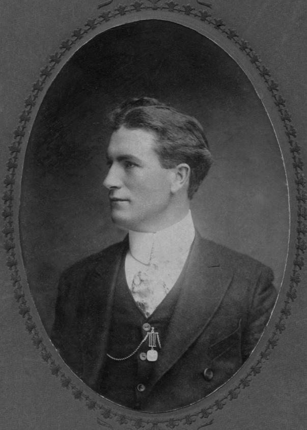 Anderson, Joseph Morgan