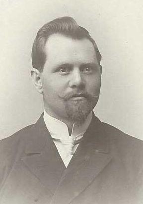 Anderson, Oluf Edward
