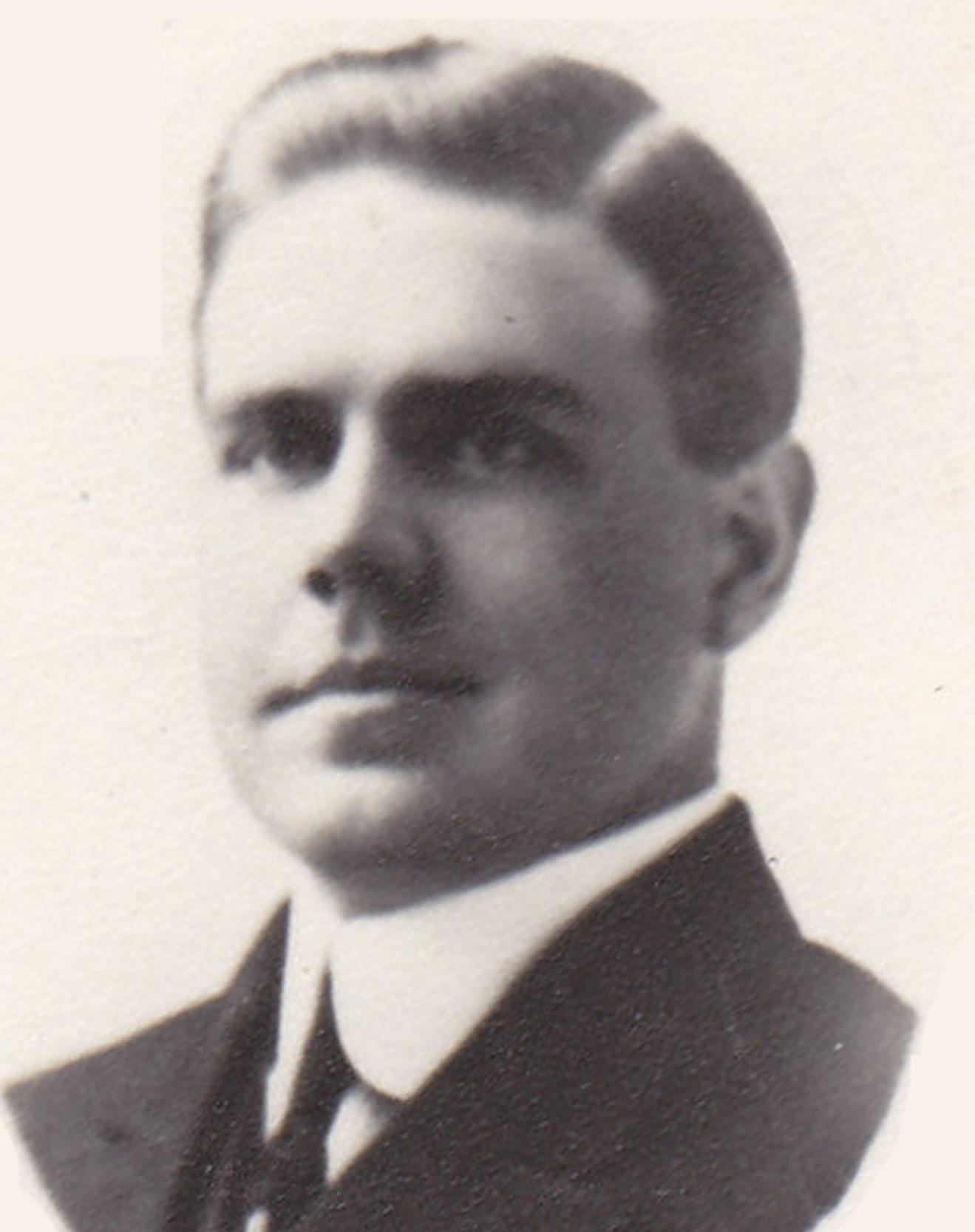 Aldous, Ralph Moburn