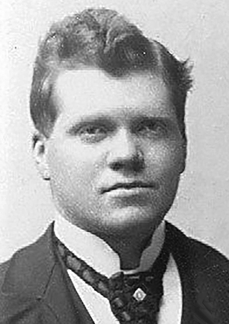 Archibald, Robert George