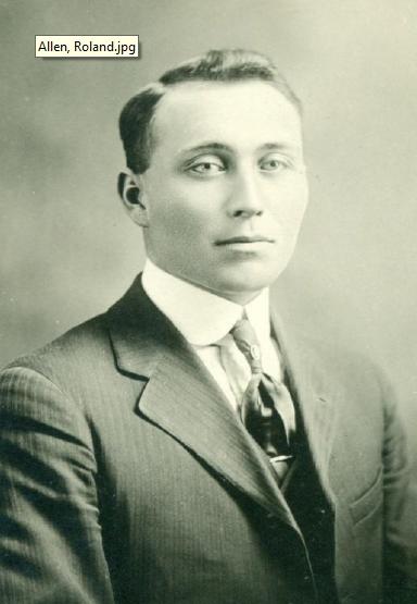 Allen, Robert Roland