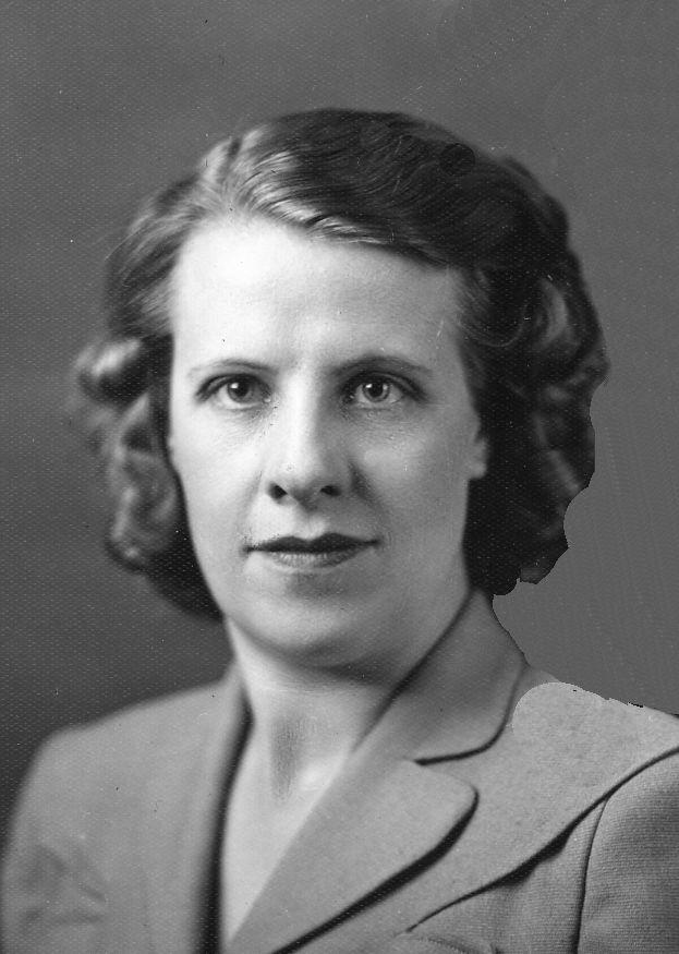 Adamson, Ruth Ingrid