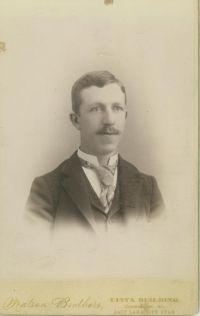 Backman, William Jacob