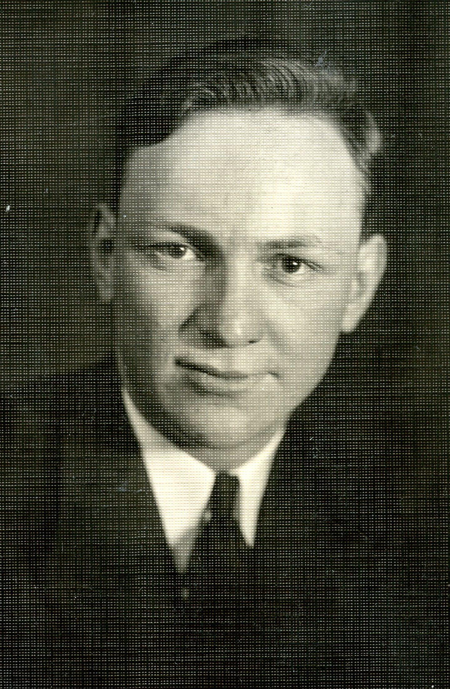 Ball, Alfred Vernon