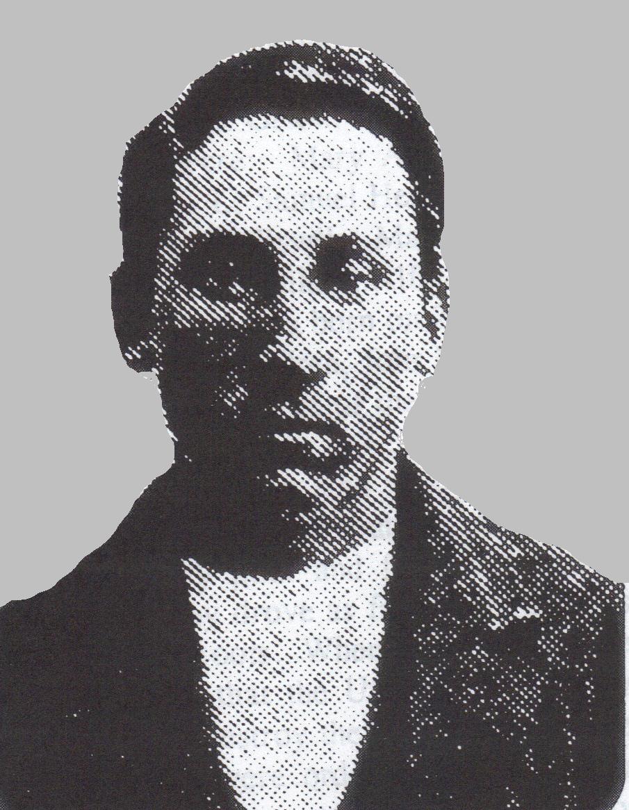 Barker, Alonzo John