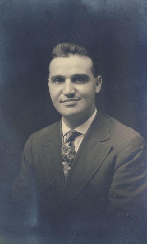 Bangerter, Arnold Benjamin