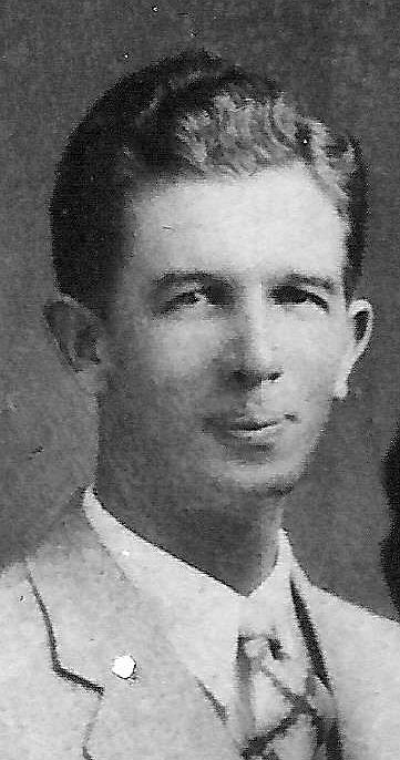 Bargeron, Cecil Gordon