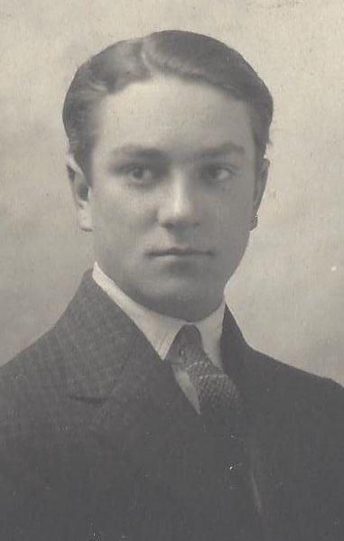 Barker, Clarence Elliott