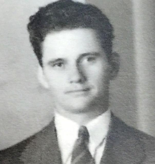 Burtenshaw, Claude Junior