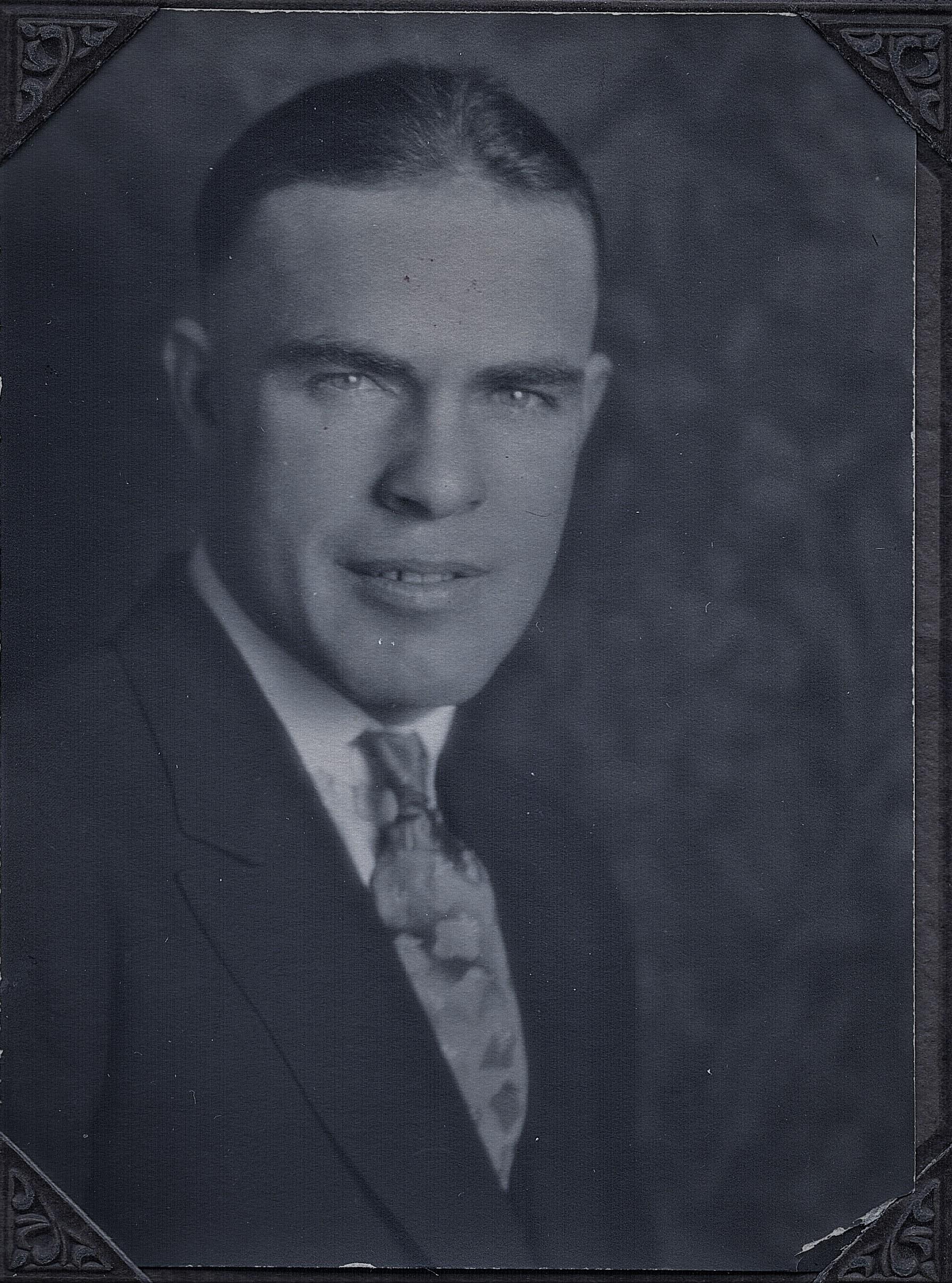 Brown, Cyril Devier