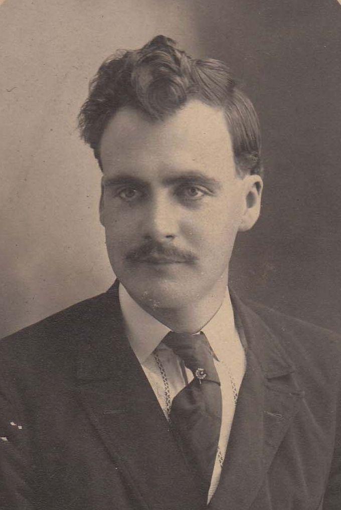 Bush, Edwin Earl