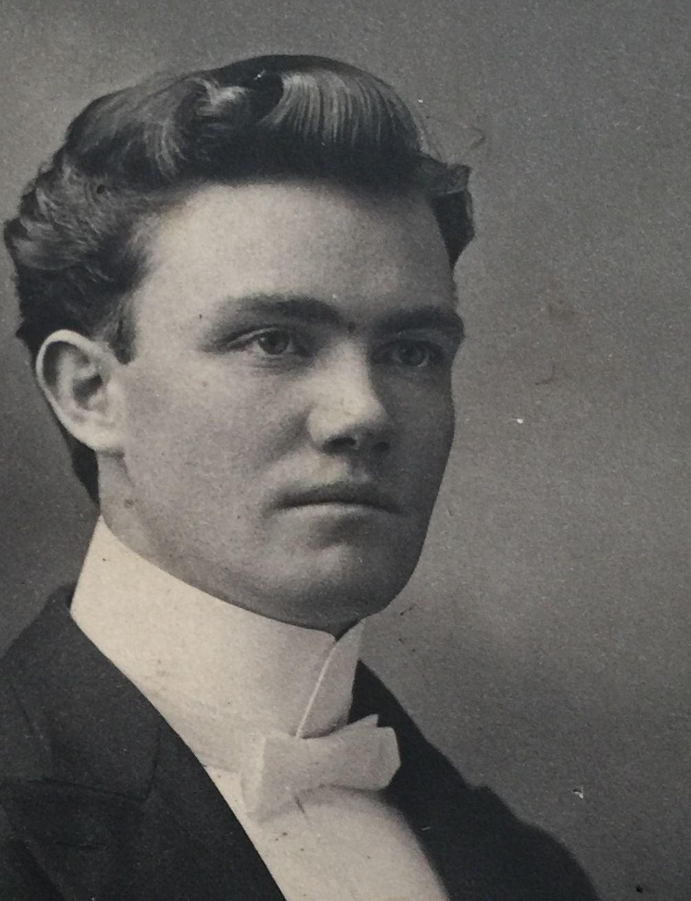 Blair, Ephraim Isaac