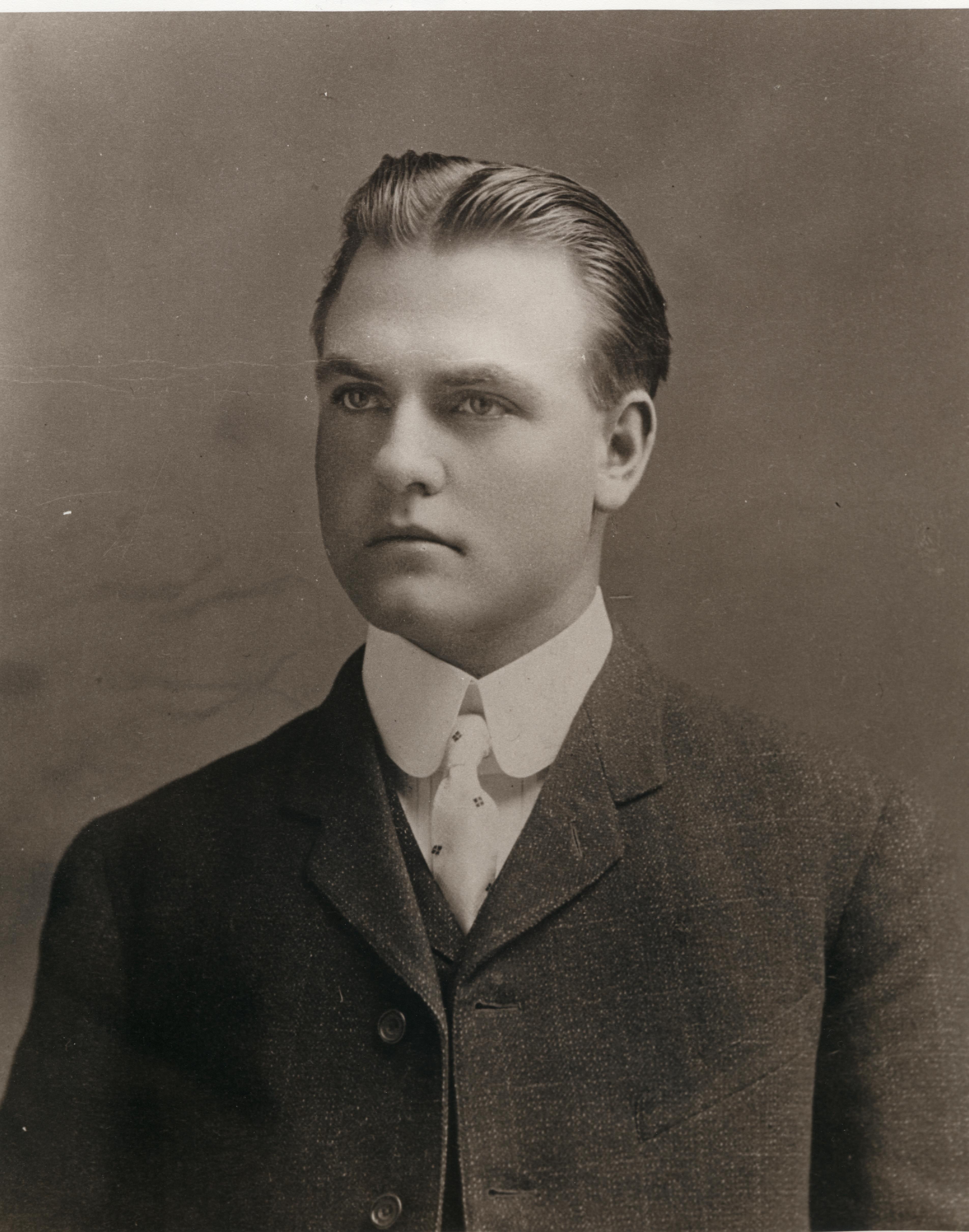 Burgess, Ernest Hungate