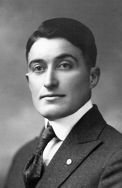 Barker, Frederick William