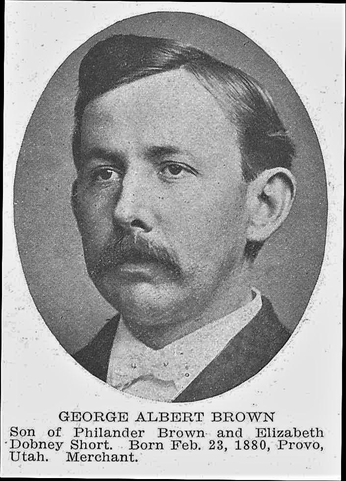 Brown, George Albert