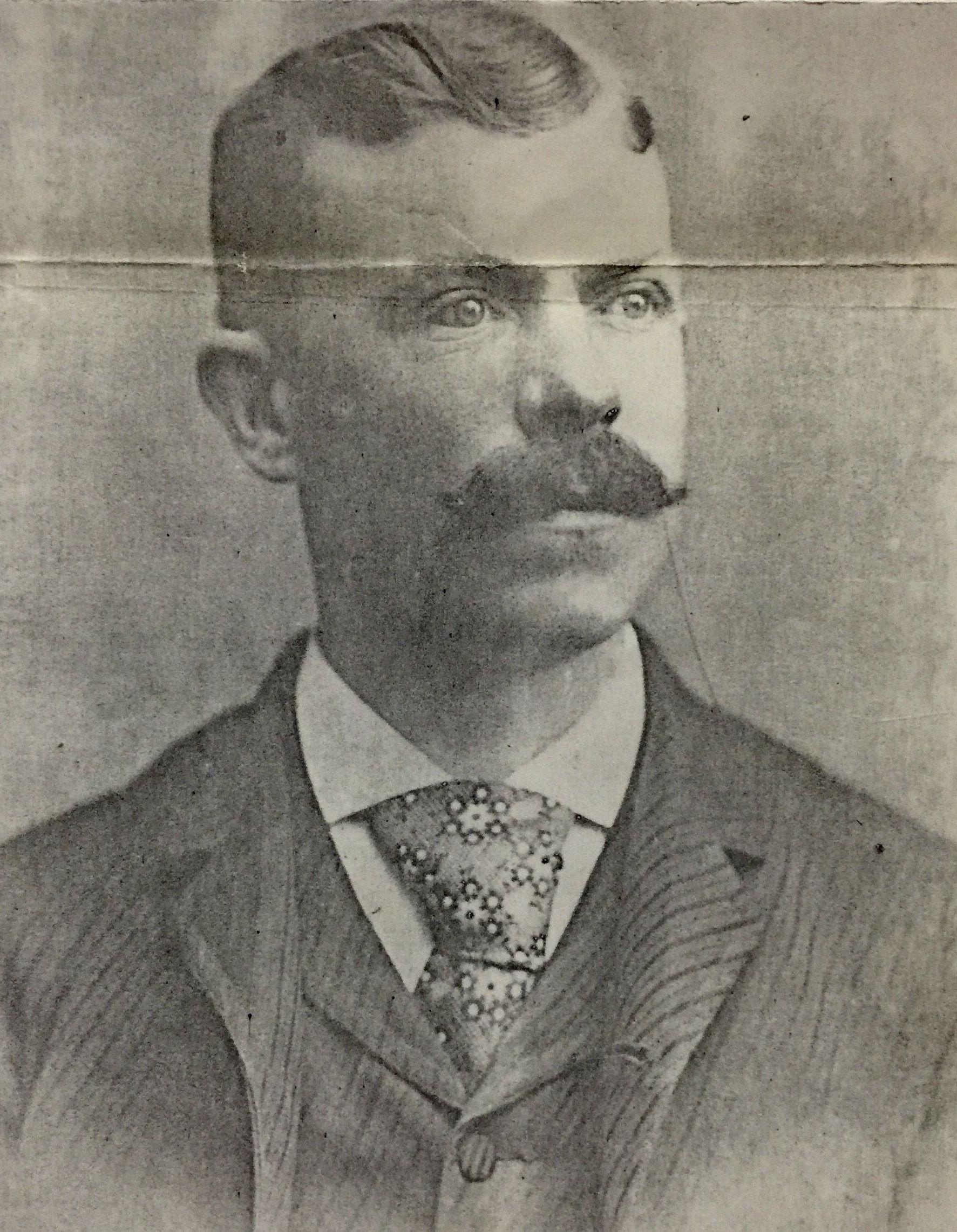Backman, George Siegfrid