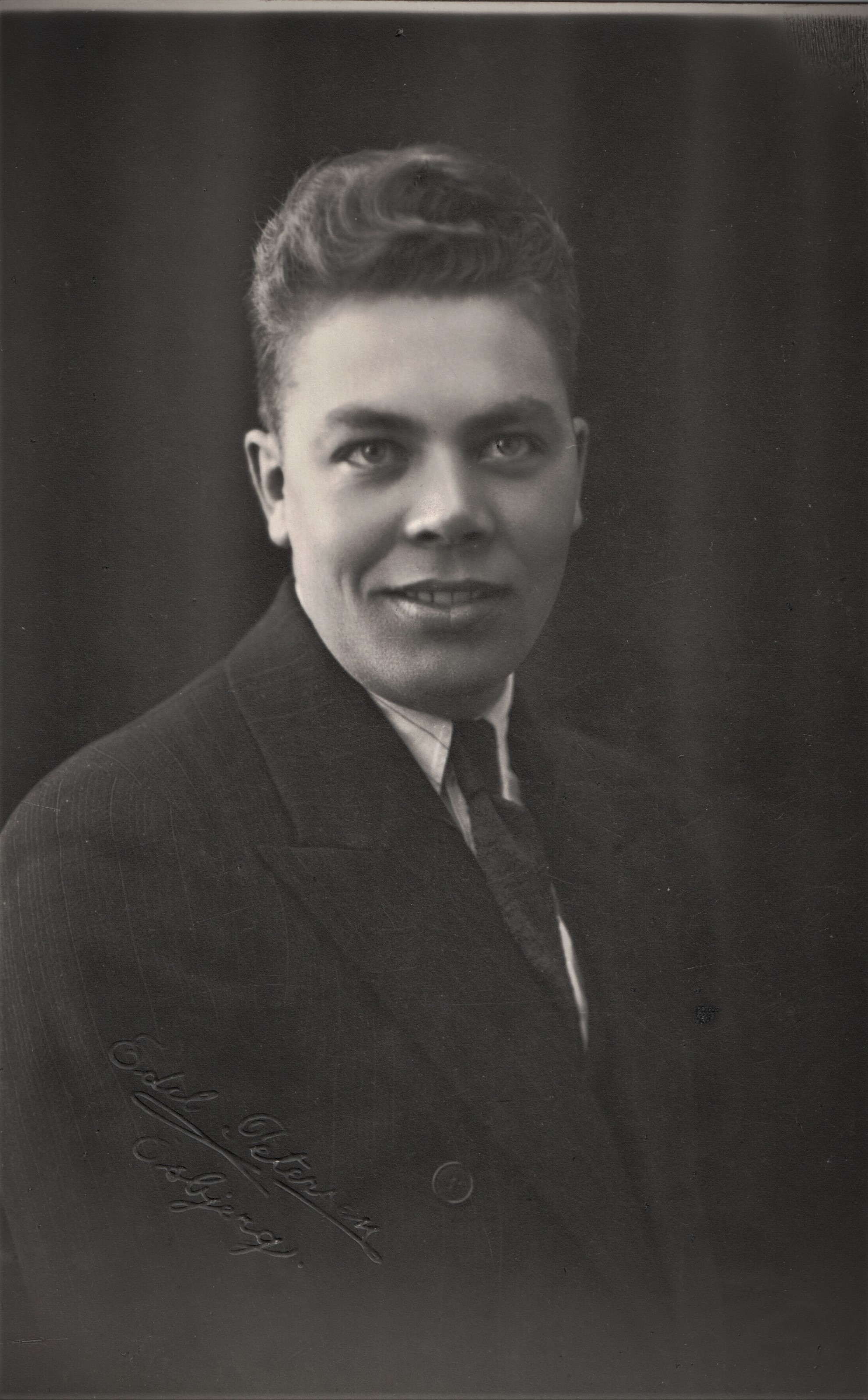 Burr, Gerald Dean