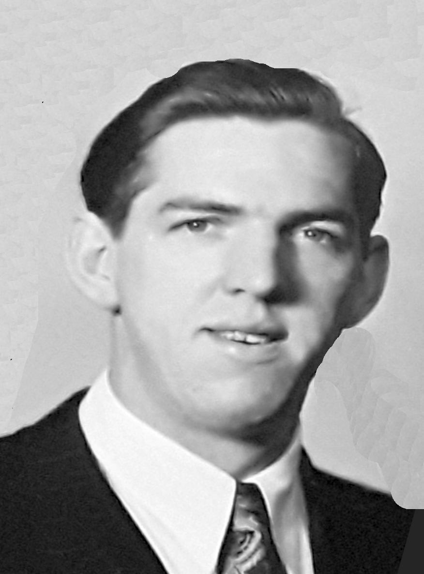 Bergstrom, Gordon Ernest