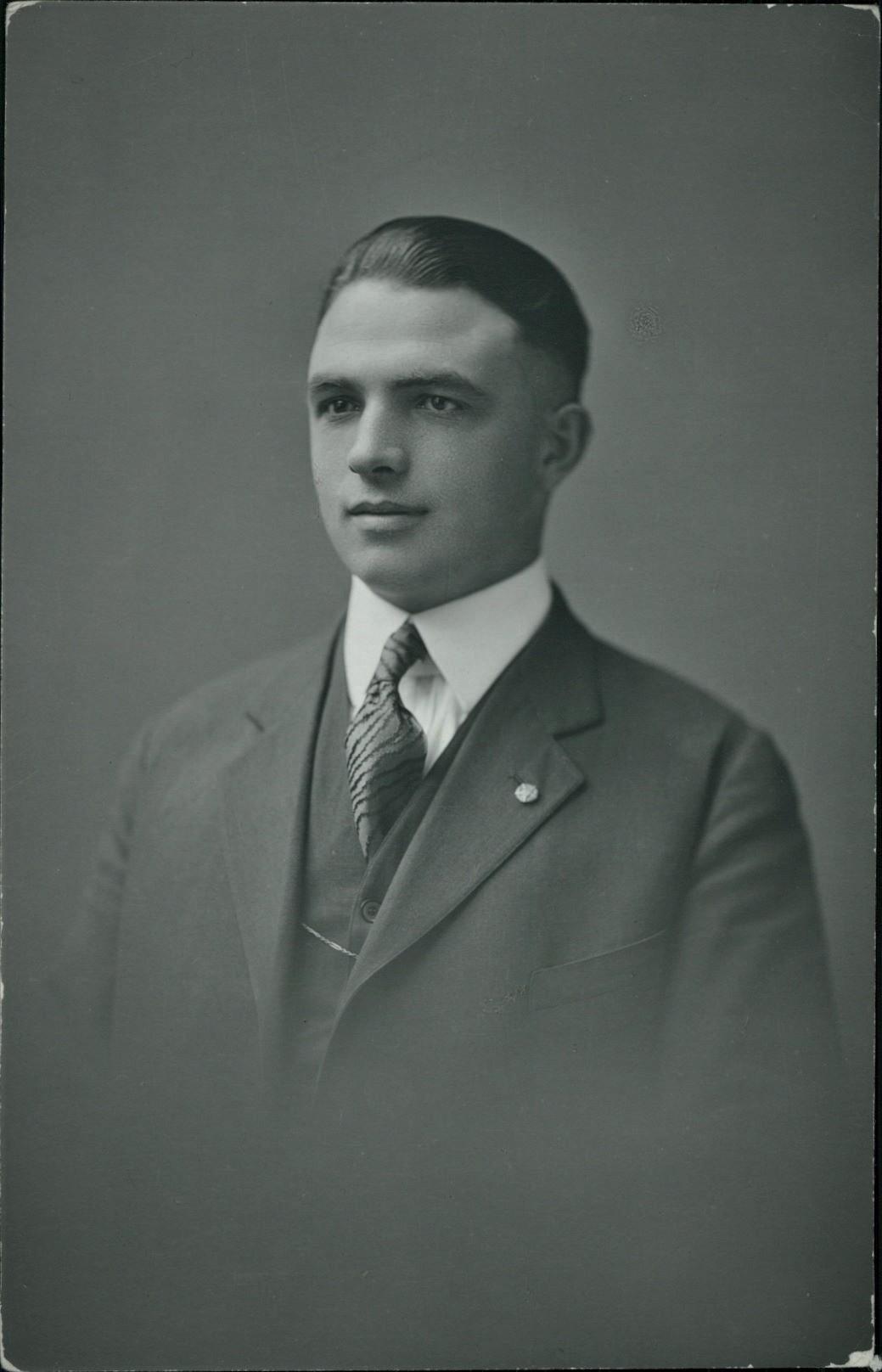 Brough, Harold Eugene