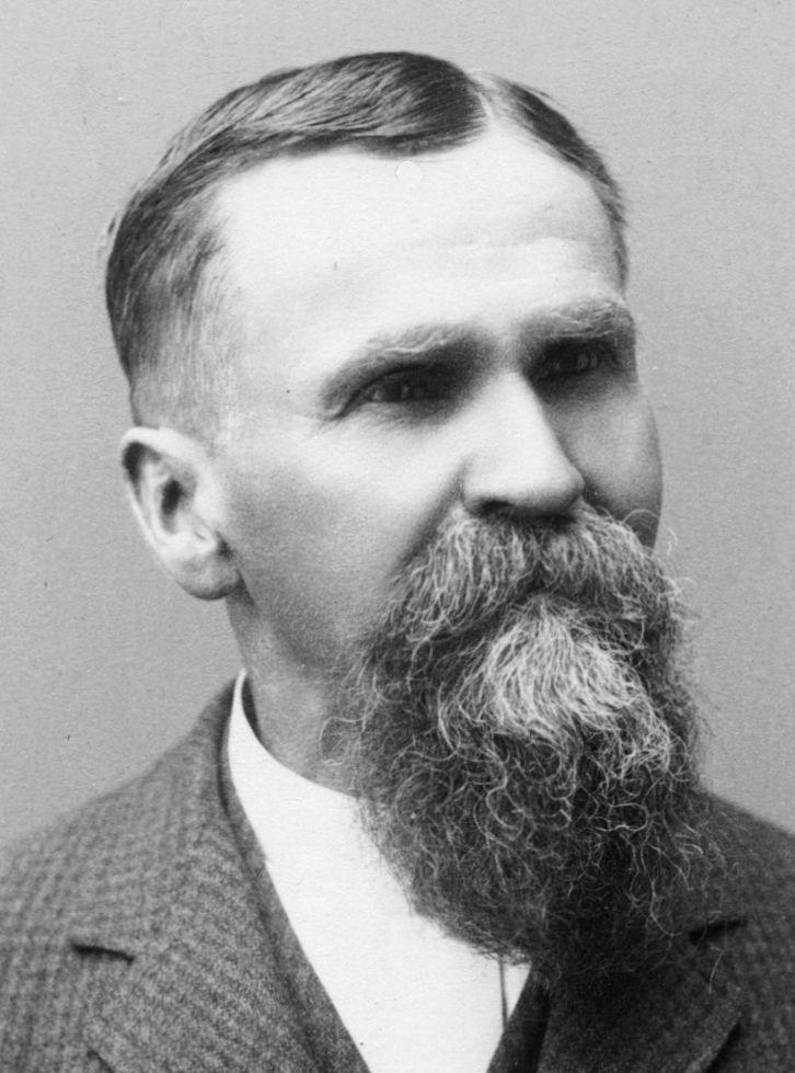 Buckwalter, Henry Shuler