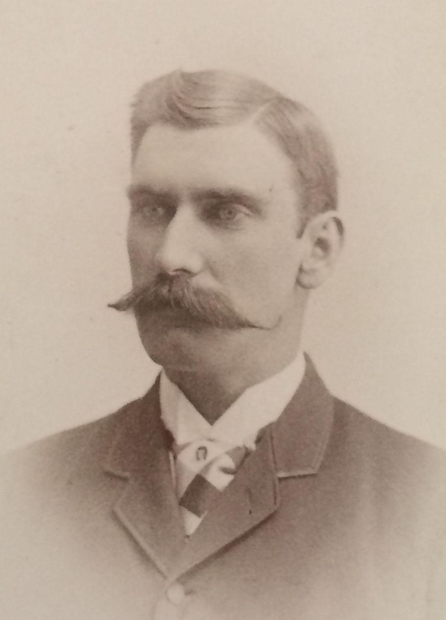 Beckstrand, John August