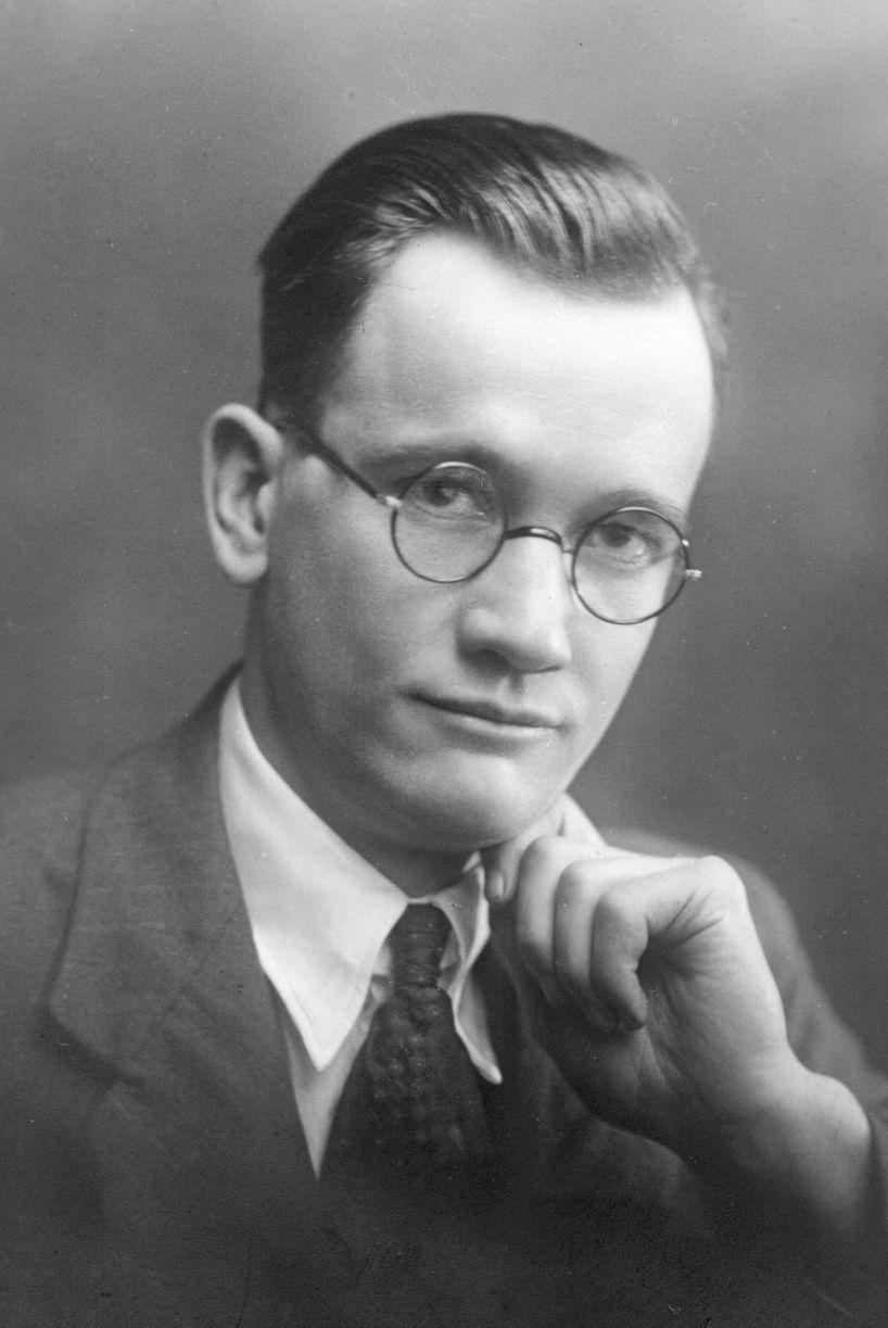 Barker, John Edwin