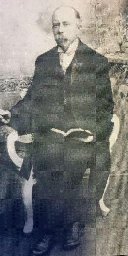 Bawden, John Howard