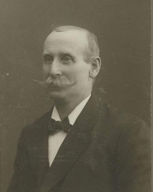 Beckstrom, John Niels