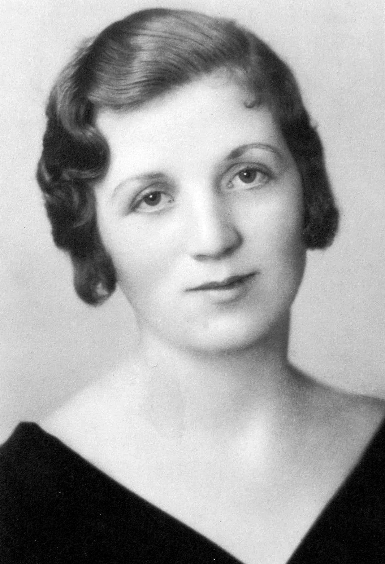 Birkinshaw, Lillian Ruth
