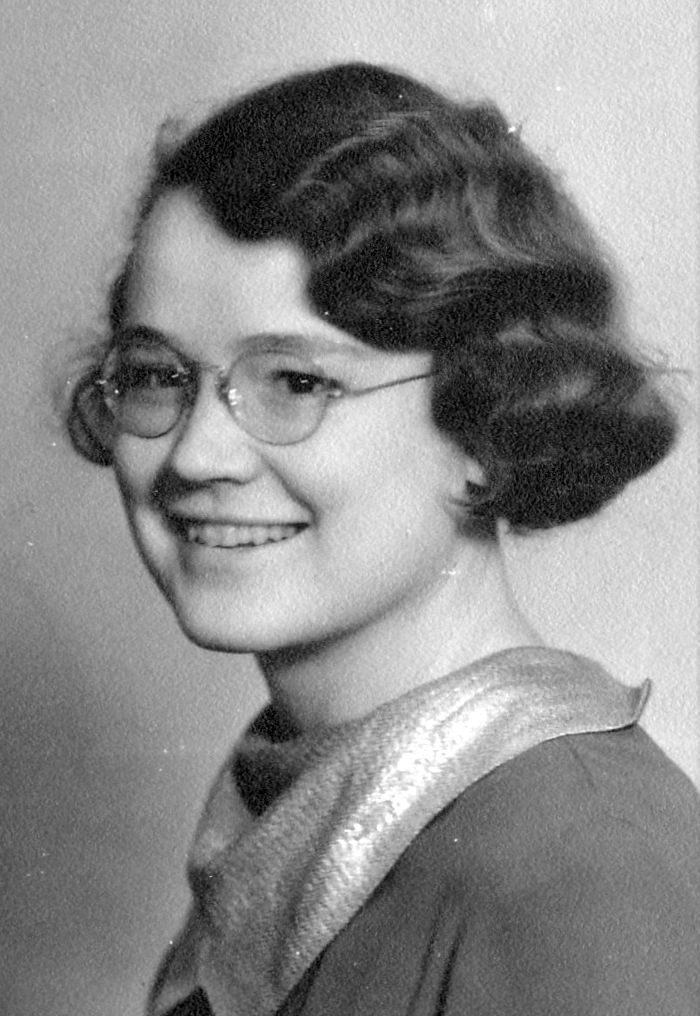 Barr, Mary Elsie