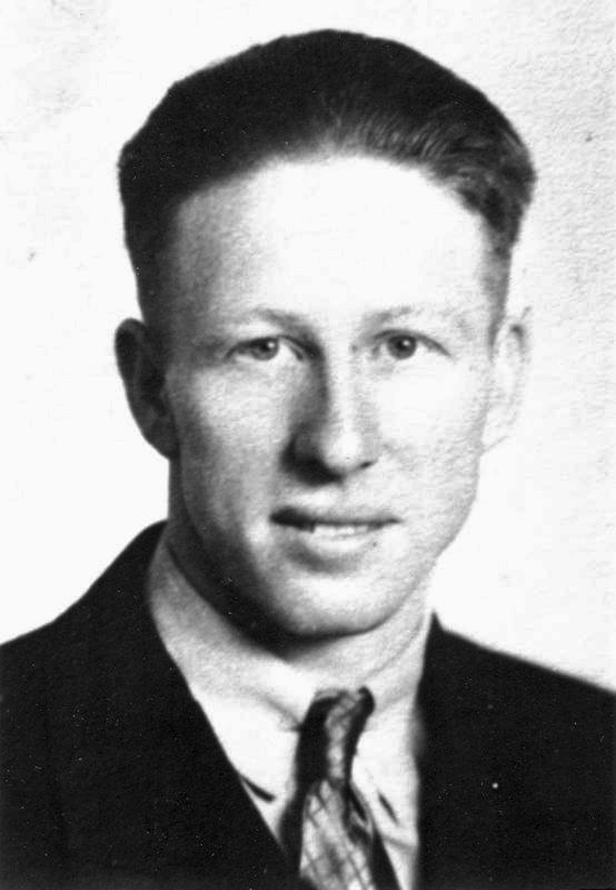 Buckwalter, Nathan Wendell
