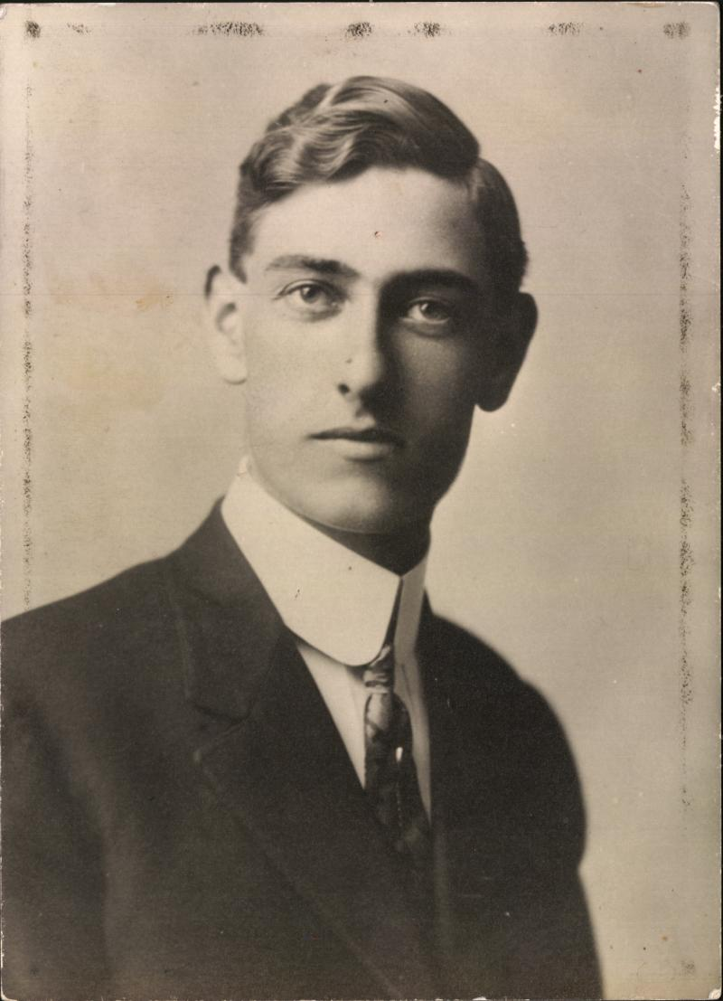 Becraft, Raymond John