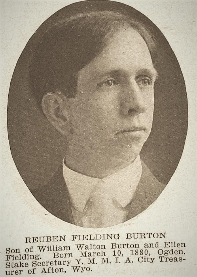 Burton, Reuben Fielding