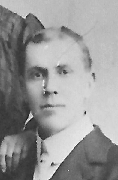 Berrett, Arthur George