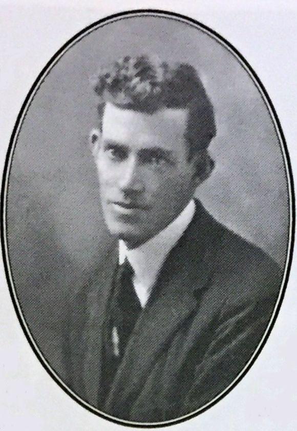 Bawden, Willard George