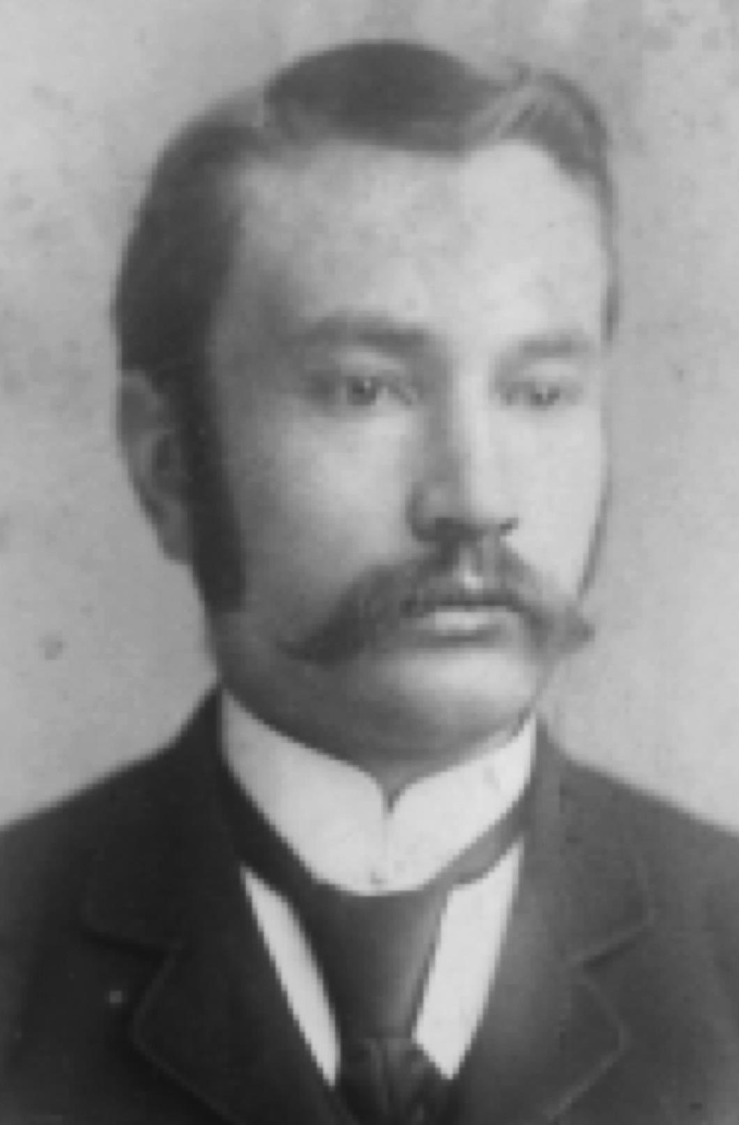 Beckstead, William Andrew