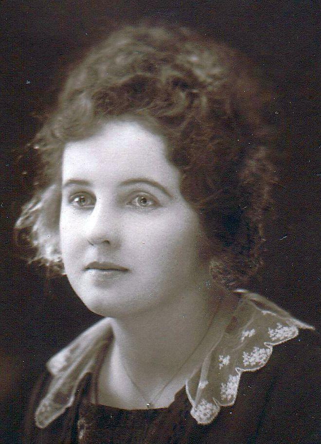 Child, Gertie Matilda