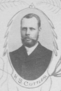 Cutler, Heber Samuel