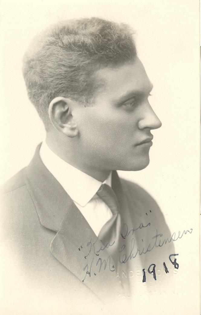 Christensen, Hyrum M
