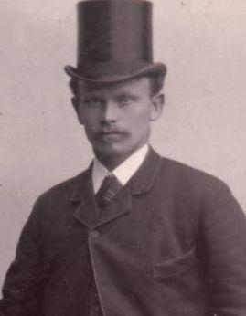 Christensen, Anton Erastus