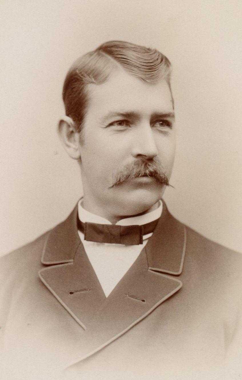 Christensen, Charles John