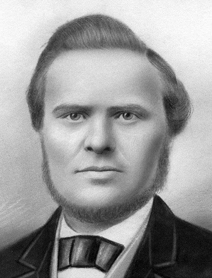 Christiansen, Frederick