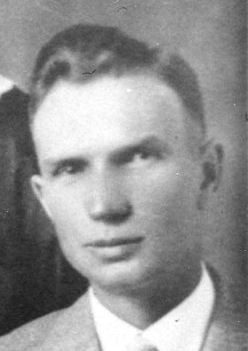 Christensen, Grover Eugene