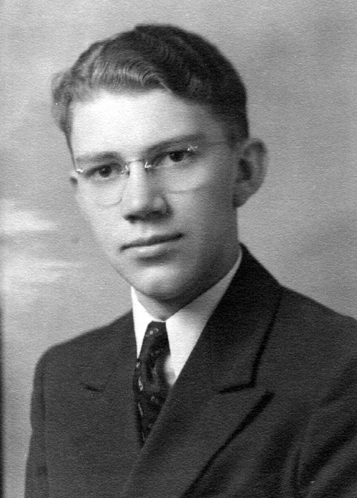 Christensen, Hugh Wilford