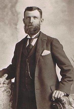 Casper, Jedediah Grant