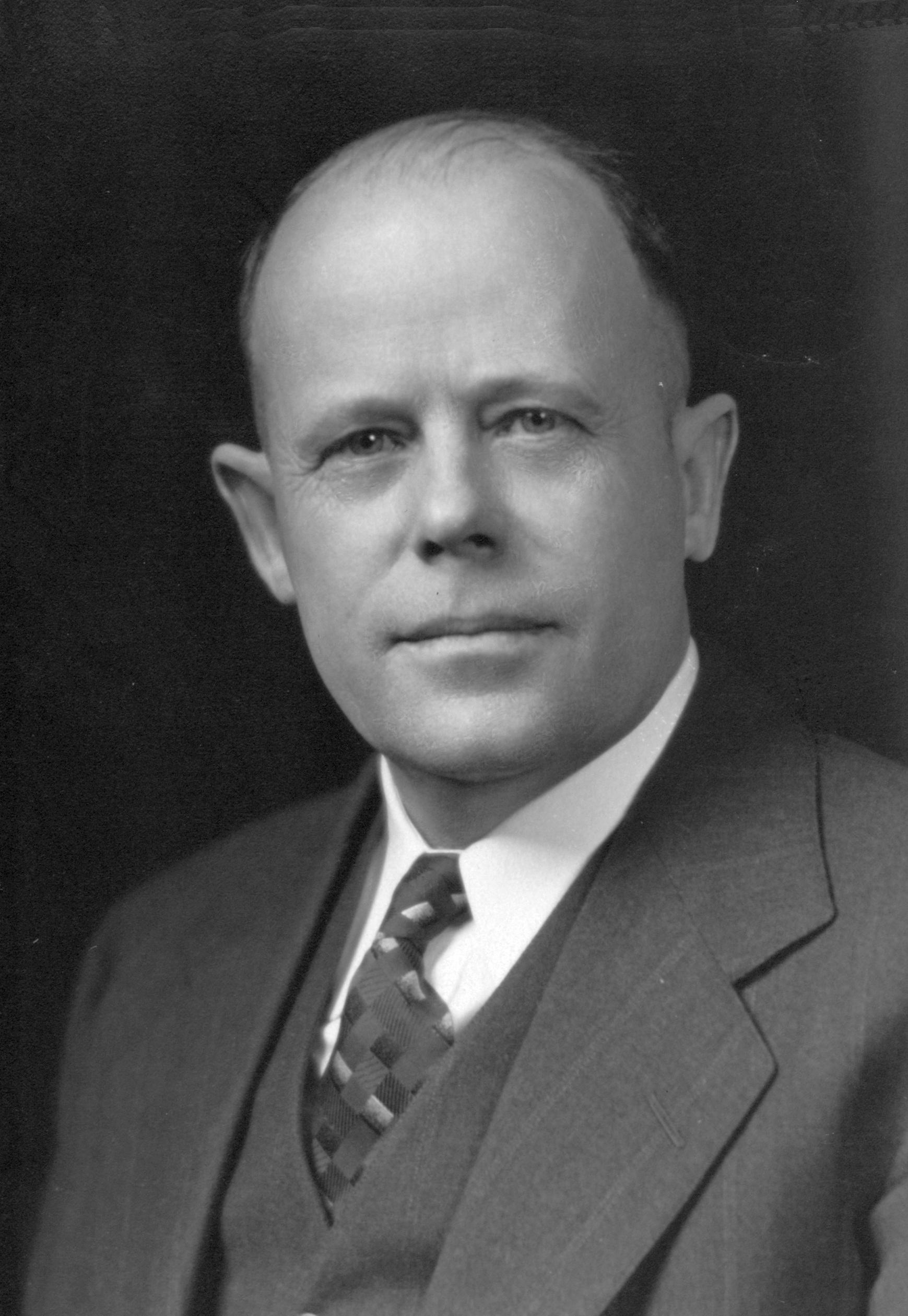 Carlson, John Wilford