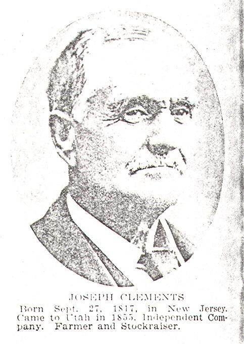 Clements, Joseph W
