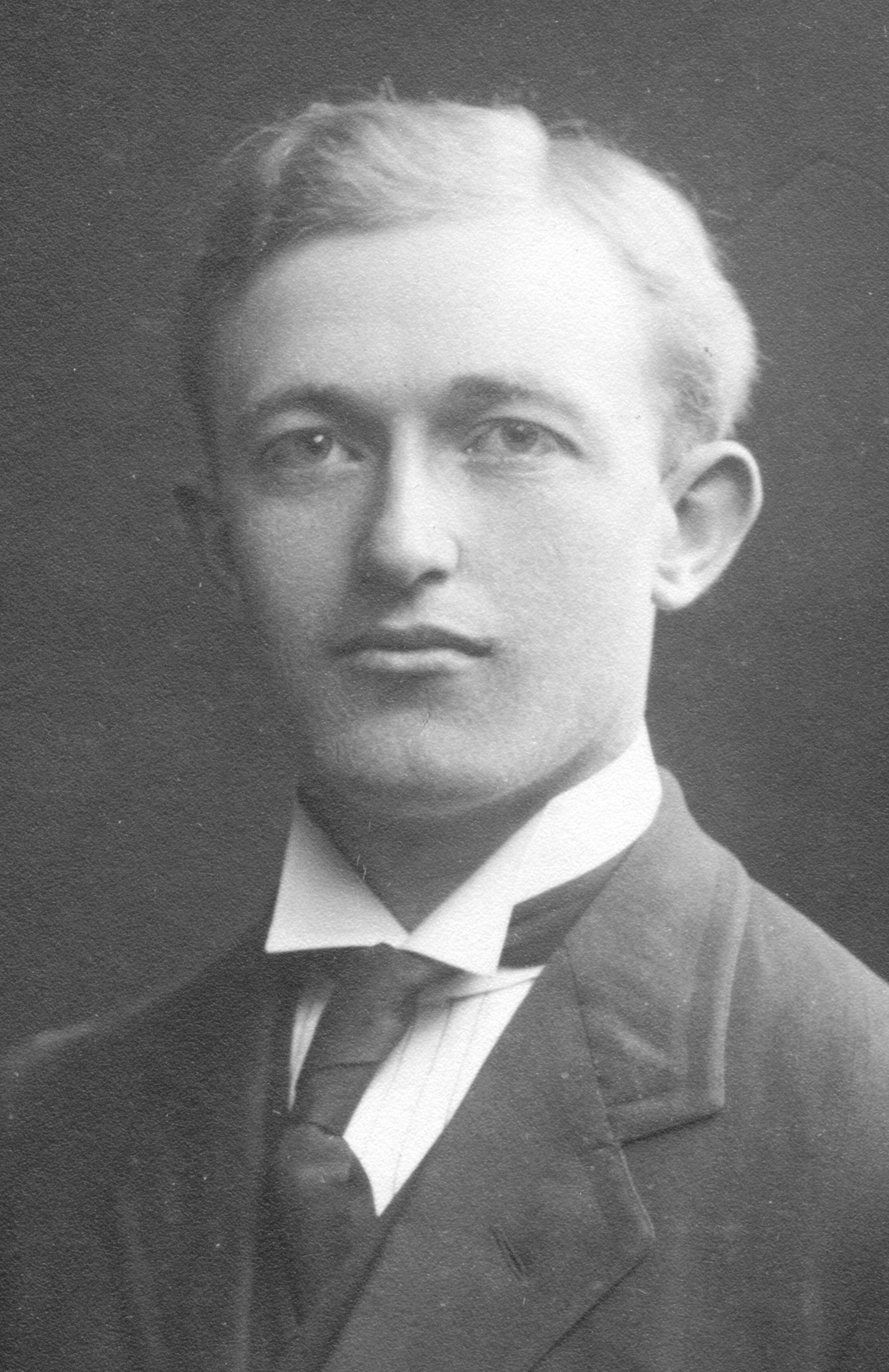 Carstensen, Joseph Hyrum