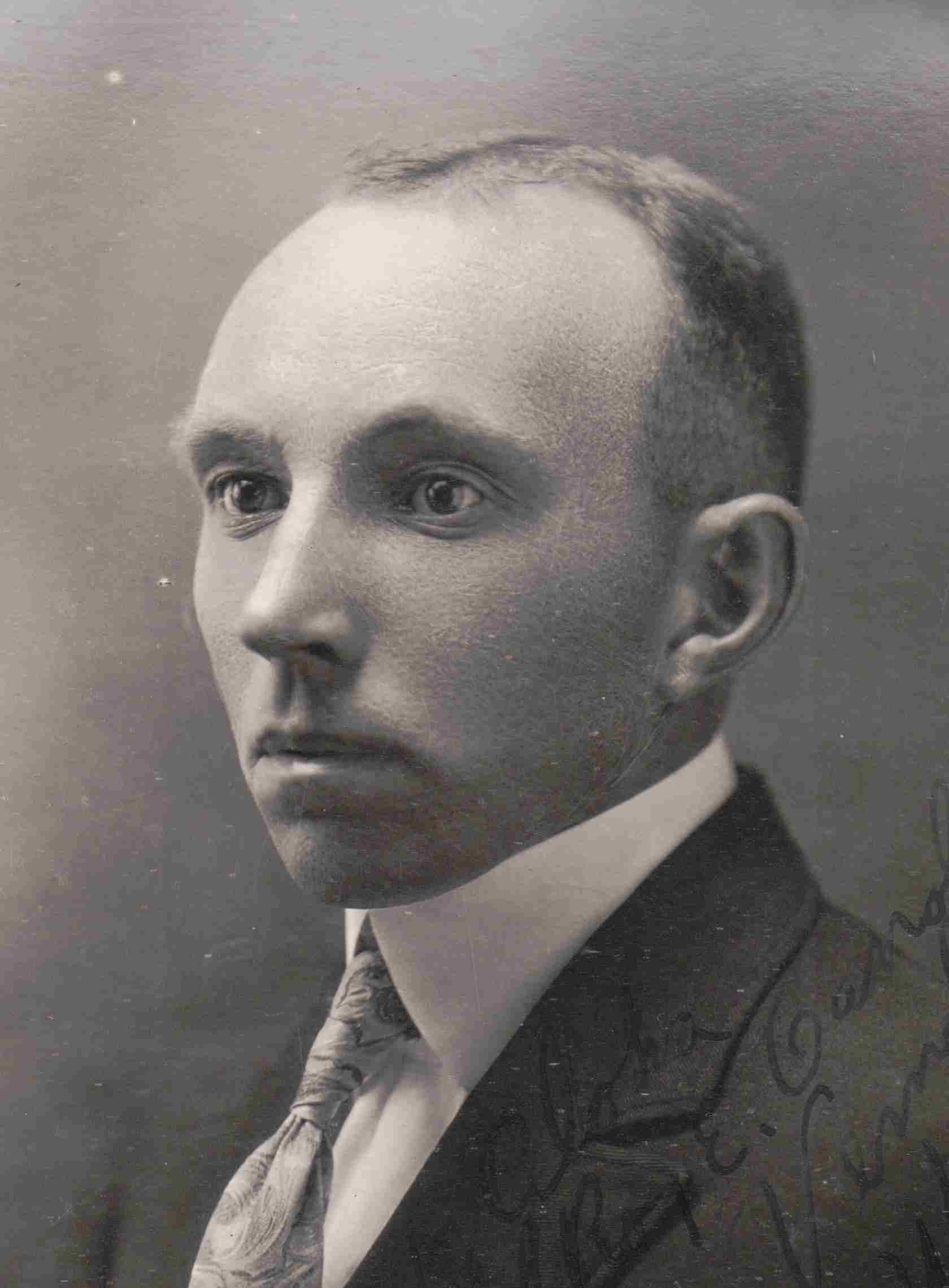 Carroll, Leroy Edmond