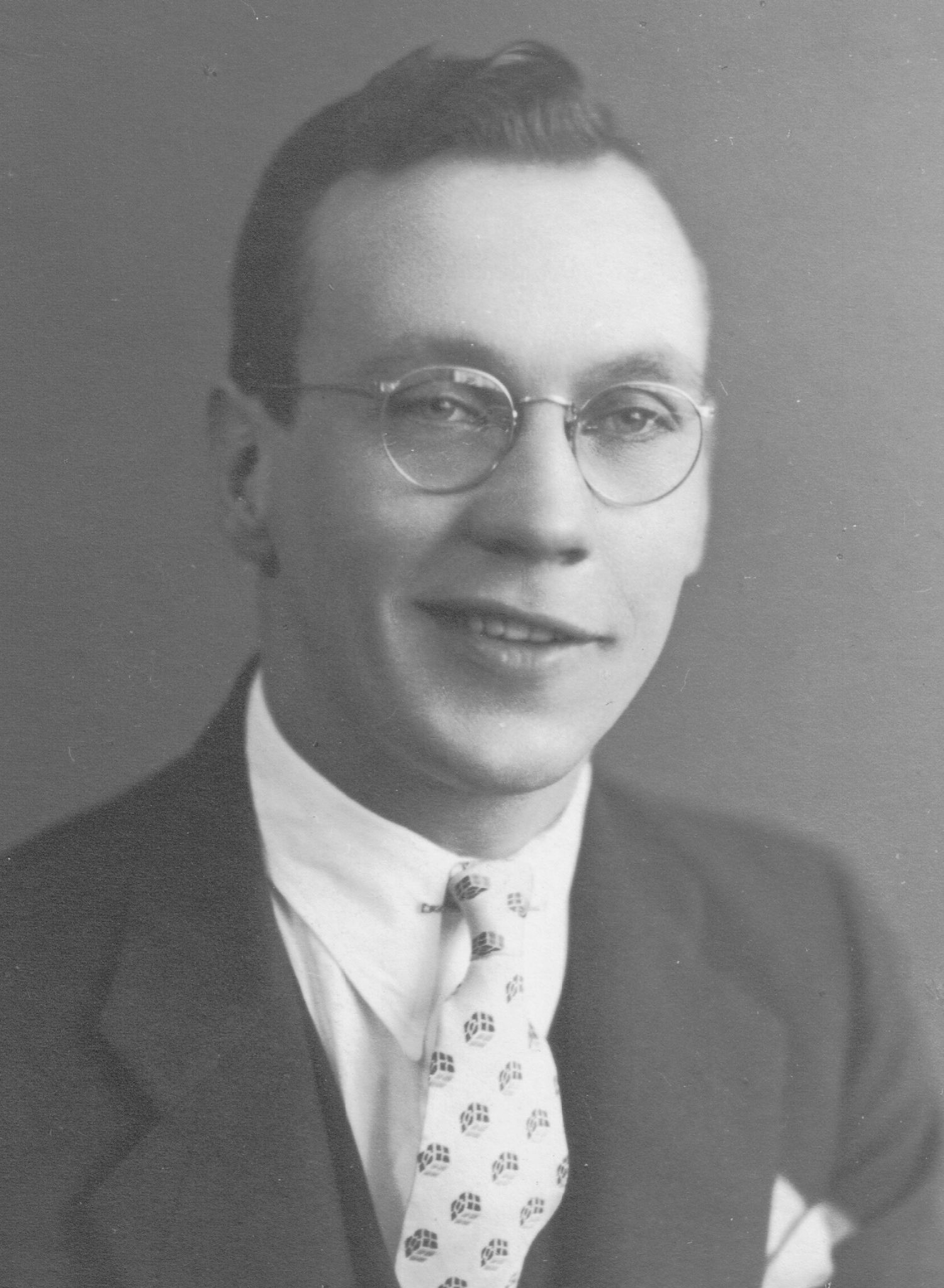 Christensen, Ronald Charley